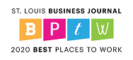 St Louis Bus Journal Best Places to Work LOGO 188x185